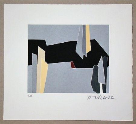 Rilievo Richter - Composition - 1972