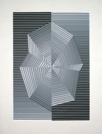 Serigrafia Sempere - Composition 1