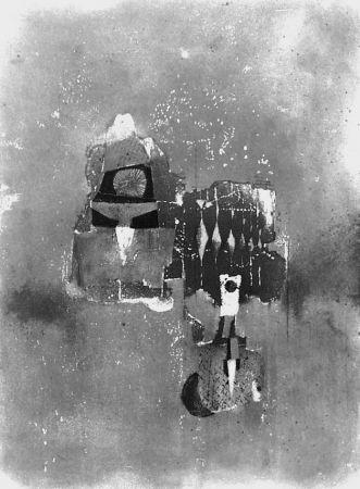 Acquaforte Friedlaender - Composition 1