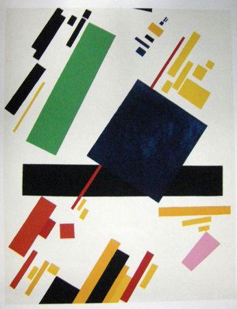 Litografia Malevitch - Composition 1916