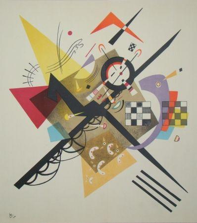 Litografia Kandinsky - Composition, 1922