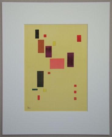 Litografia Kandinsky - Composition, 1931