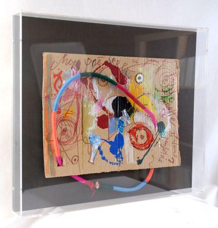 Non Tecnico Tinguely - Composition, 1991
