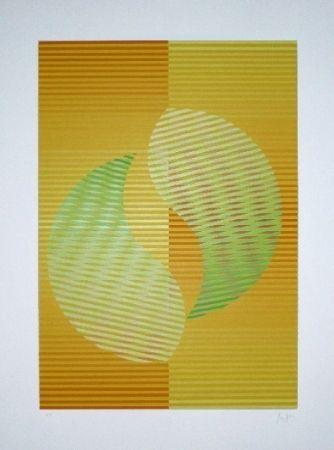 Serigrafia Sempere - Composition 2