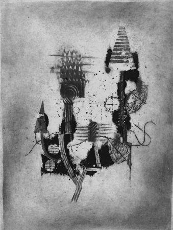Acquaforte Friedlaender - Composition 2