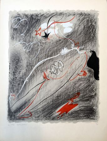 Litografia Masson - Composition A