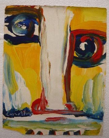Non Tecnico Lindstrom - Composition abstraite 2