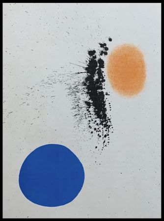 Litografia Miró (After) - Composition I