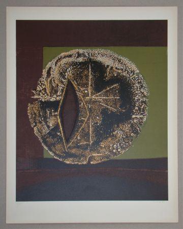 Serigrafia Piaubert - Composition III. - 1964