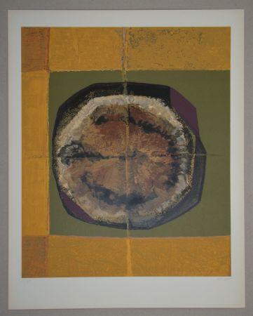 Serigrafia Piaubert - Composition IV. - 1964