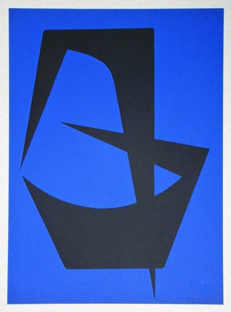 Litografia Forani - Composition pour Art Abstrait