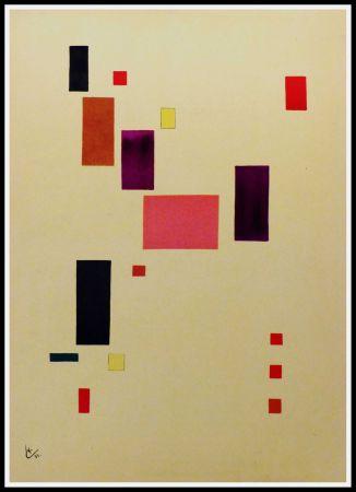 Litografia Kandinsky - COMPOSITION V