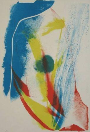 Litografia Jenkins - Composition V