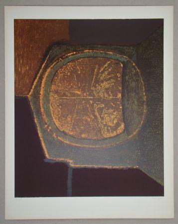 Serigrafia Piaubert - Composition VI.-1964