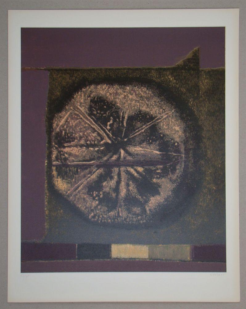 Serigrafia Piaubert - Composition VII.-1964
