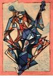Litografia Kahn - Concerto