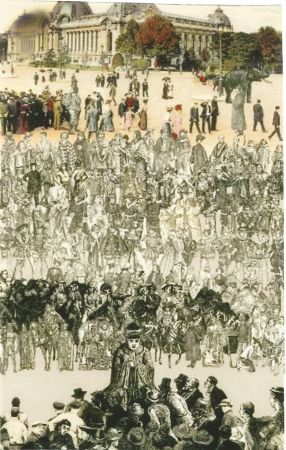 Serigrafia Blake - Confucius (Paris)