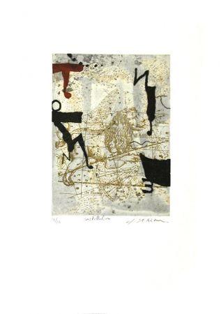 Acquaforte E Acquatinta Texier - Constellation