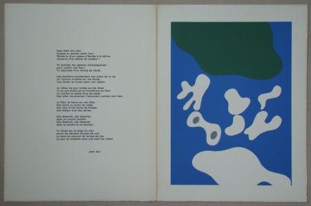 Serigrafia Arp - Constellation, 1956