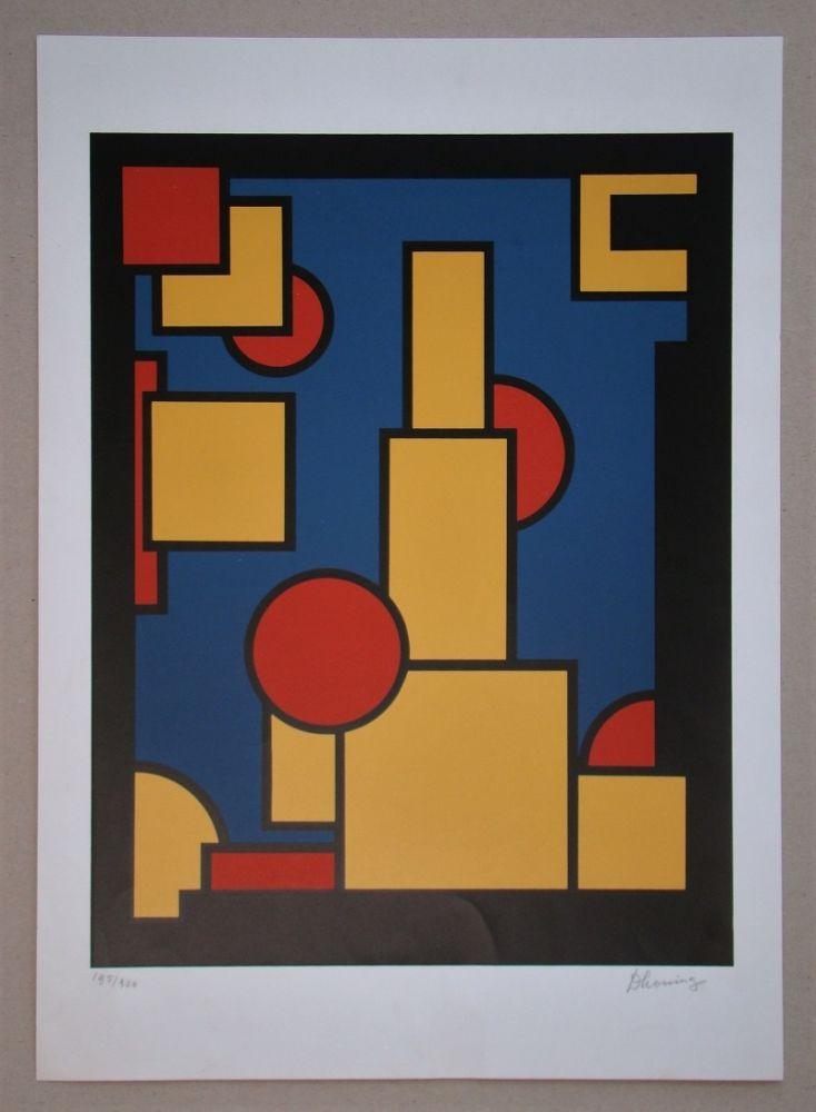 Serigrafia Koning - Constructieve Compositie