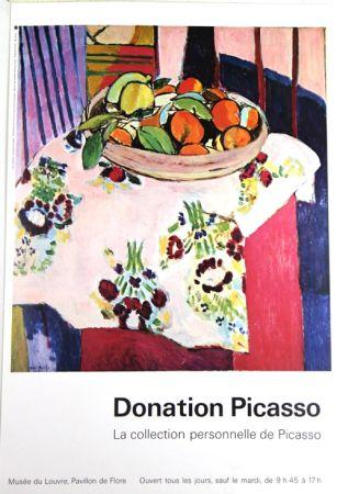 Offset Matisse - Corbeille D'Orange