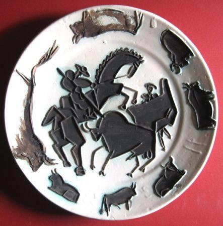Ceramica Picasso - Corrida
