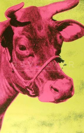 Serigrafia Warhol - Cow (Fs Ii.11)