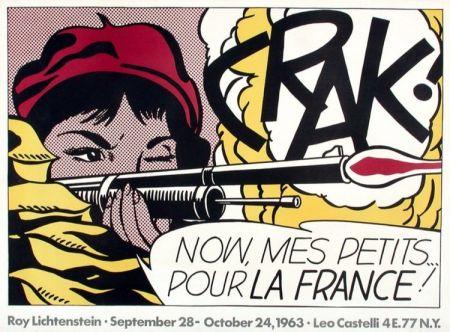 Offset Lichtenstein - Crak!