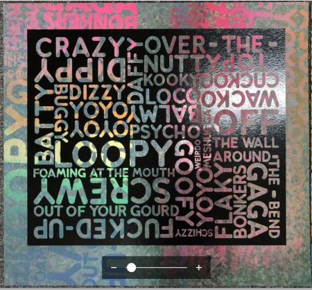Multiplo Bochner - Crazy (with Background Noise)