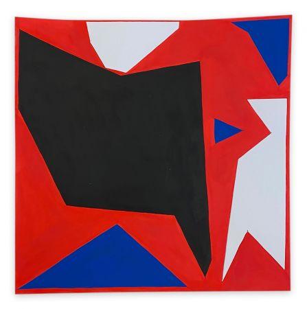 Non Tecnico Pedersen - Cut-Up Paper 2004
