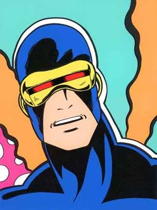 Serigrafia Matos - Cyclops