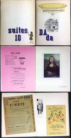 Libro Illustrato Duchamp - DAda. Suites 10. Catalogue de la Galerie Krugier (1966)