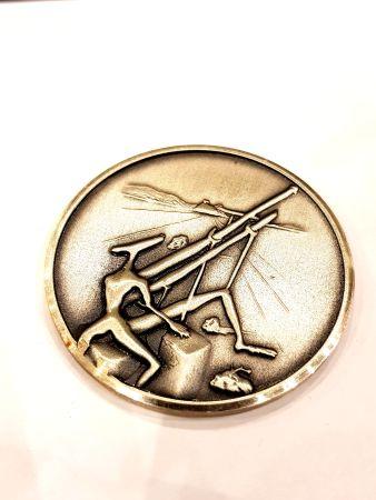 Litografia Dali - Dali le Martian