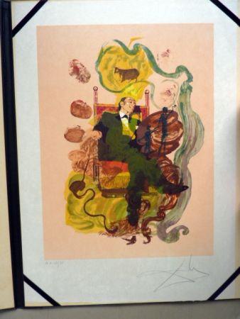 Litografia Dali - Dali's Dreams