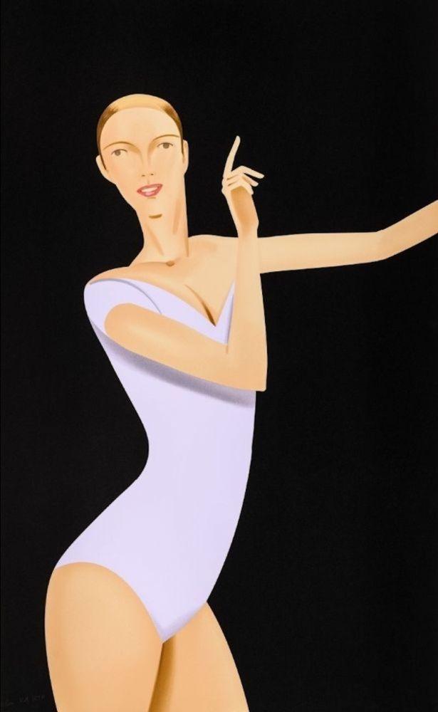 Serigrafia Katz - Dancer I
