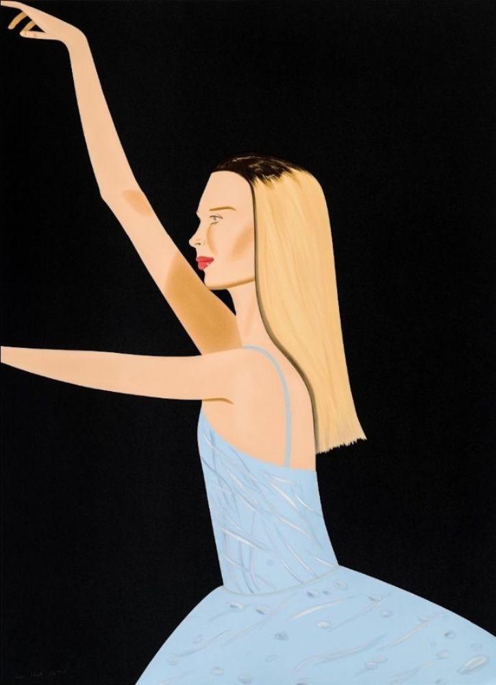 Serigrafia Katz - Dancer II