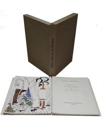 Libro Illustrato Picasso - Dans L'atelier De Picasso