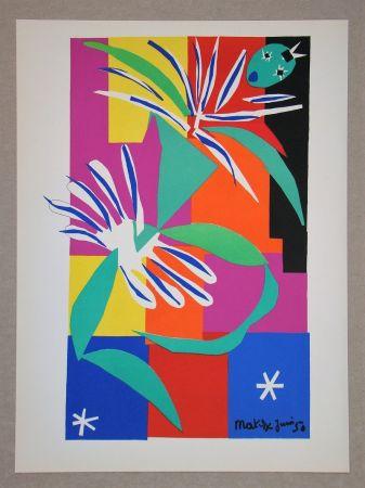 Litografia Matisse (After) - Danseuse Créole - 1950