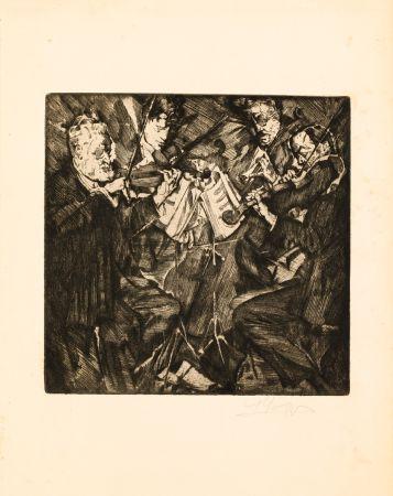 Acquaforte Oppenheimer - Das Rosè-Quartett