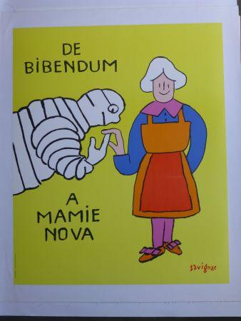 Manifesti Savignac - De bibendum à mamy nova