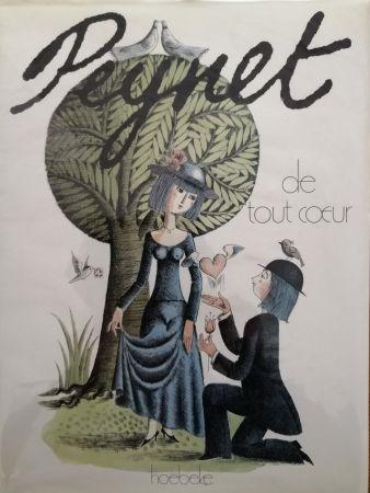 Libro Illustrato Peynet - De tout coeur