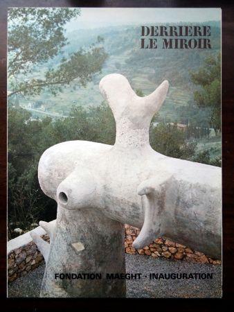 Libro Illustrato Miró - DERRIÈRE LE MIROIR N°155 ''LA FONDATION MAEGHT''