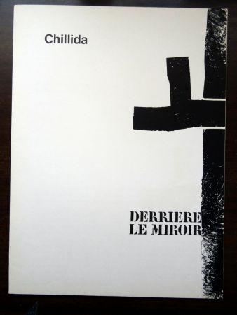 Libro Illustrato Chillida - DERRIÈRE LE MIROIR N°183