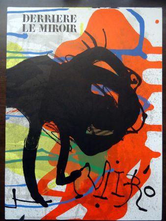 Libro Illustrato Miró - DERRIÈRE LE MIROIR N°203 ''SOBRETEIXIMS ET SACS''
