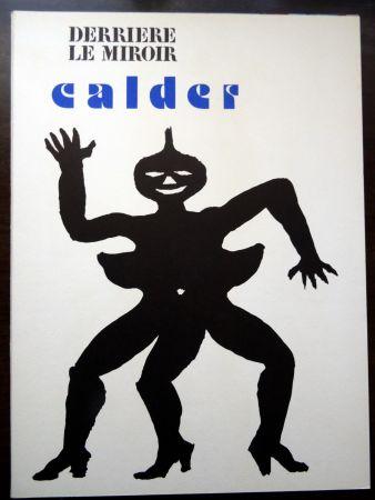 Libro Illustrato Calder - DERRIÈRE LE MIROIR N°212 ''CRAGS ET CRITTERS''