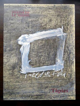 Libro Illustrato Tàpies - DERRIÈRE LE MIROIR N°234