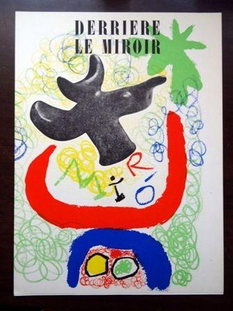 Libro Illustrato Miró - DERRIÈRE LE MIROIR N°29 - 30