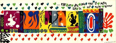 Libro Illustrato Matisse - DERRIÈRE LE MIROIR N°36-37-38