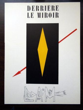 Libro Illustrato Lam - DERRIÈRE LE MIROIR N°52