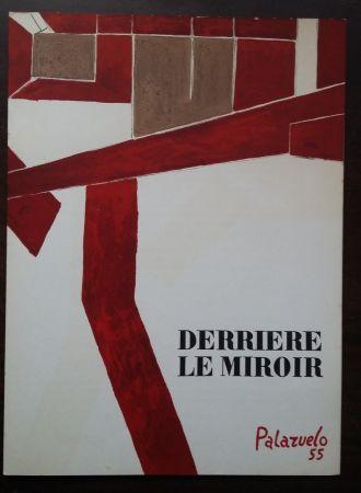 Libro Illustrato Palazuelo - DERRIÈRE LE MIROIR N°73